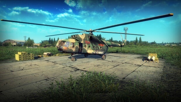 Heliborne Dragons Awakening Video Game