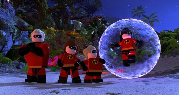 LEGO The Incredibles Full Version