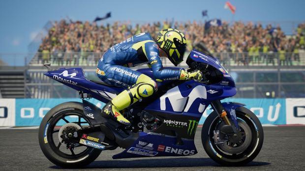 MotoGP 18 Video Game
