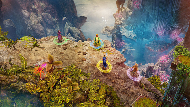 Nine Parchments Astral Challenges Screenshots