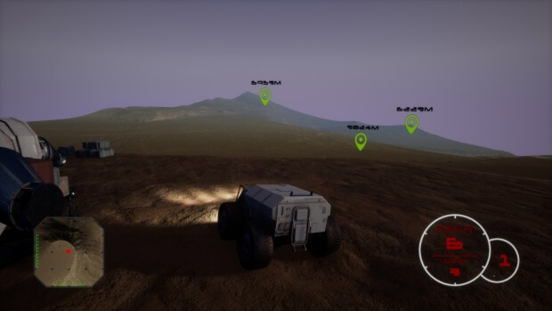 Red Rover Screenshots