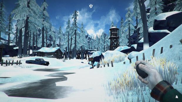 The Long Dark Vigilant Flame Video Game