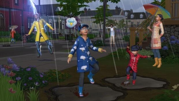 The Sims 4 Seasons Full Version