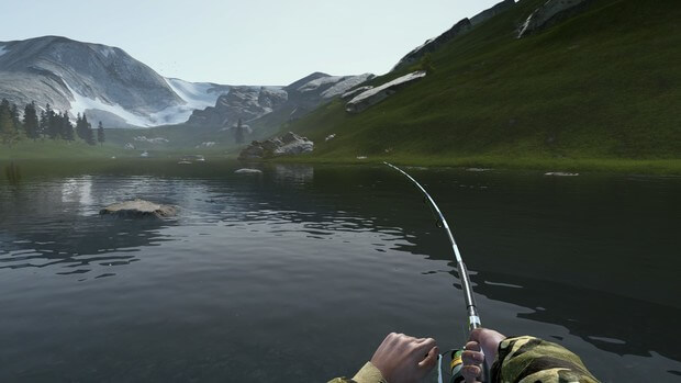 Ultimate Fishing Simulator Video Game