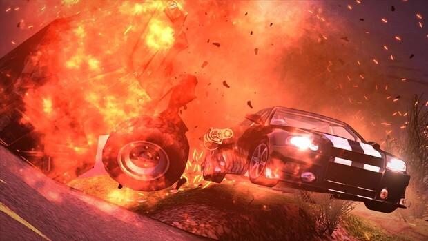Crashday Redline Edition Video Game