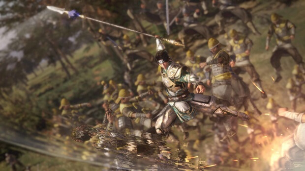 Dynasty Warriors 9 Screenshots