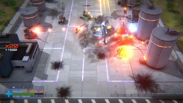 Preventive Strike Screenshots