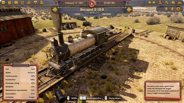 Railway Empire Screenshots