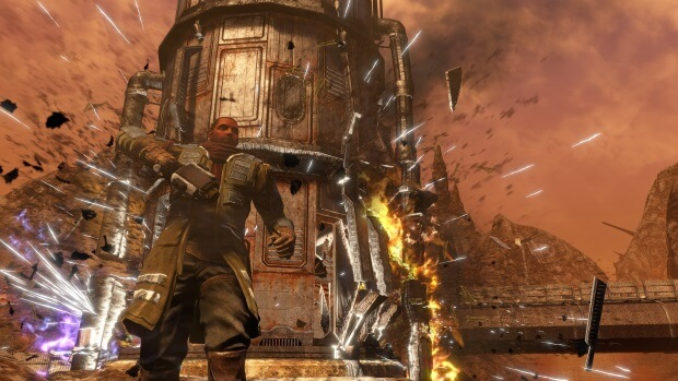 Red Faction Guerrilla Remastered Screenshots