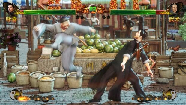 Shaolin vs Wutang Screenshots