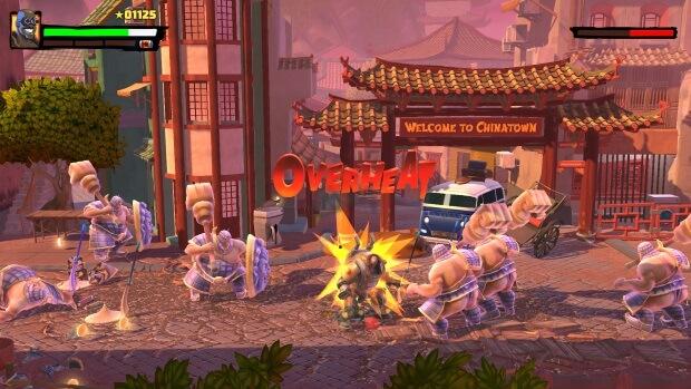 Shaq Fu A Legend Reborn Barack Fu Video Game