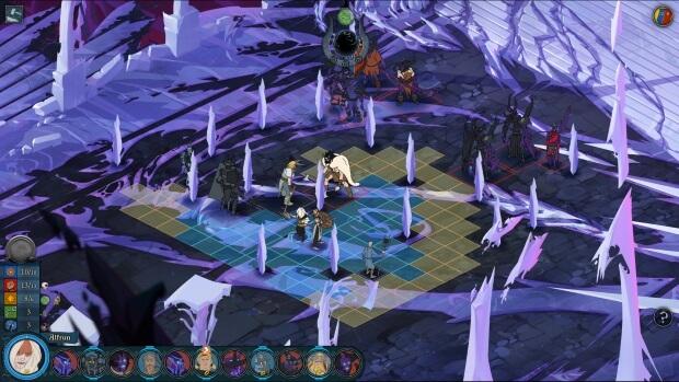 The Banner Saga 3 Screenshots
