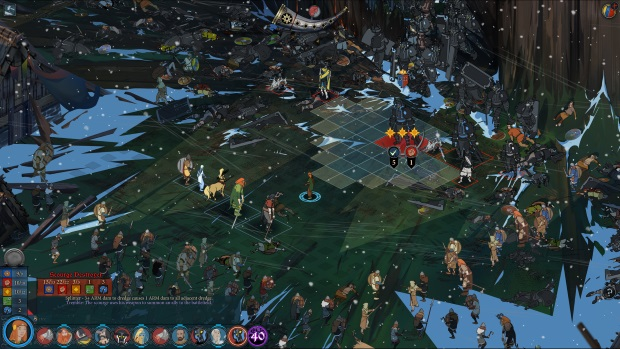The Banner Saga 3 Video Game