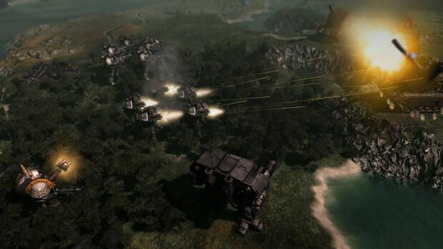Warhammer 40000 Gladius Relics of War Full Version