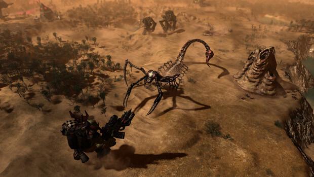 Warhammer 40000 Gladius Relics of War Video Game