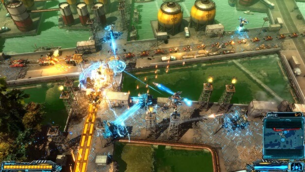 X Morph Defense Survival Of The Fittest Screenshots