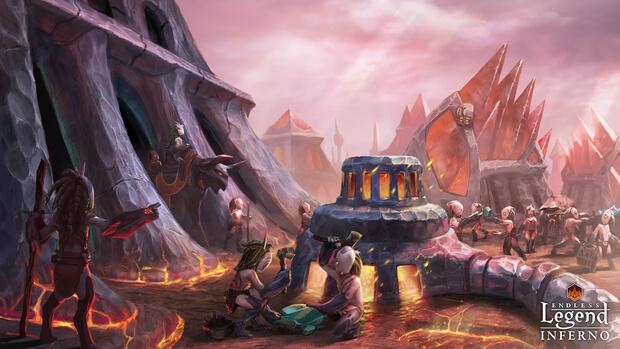 Endless Legend Inferno Screenshots
