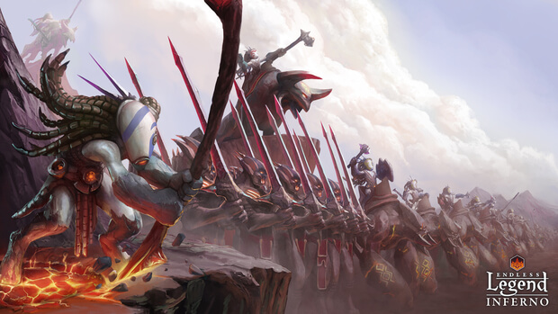 Endless Legend Inferno Video Game