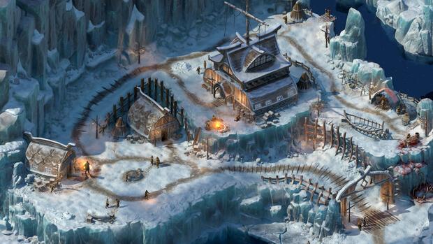 Pillars of Eternity II Deadfire Beast of Winter Screenshots