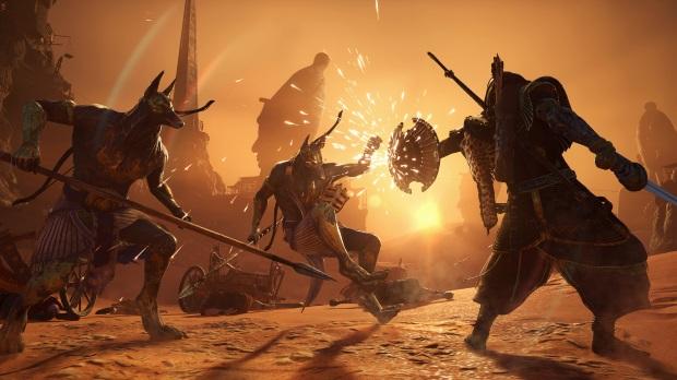Assassins Creed Origins The Curse of the Pharaohs Screenshots