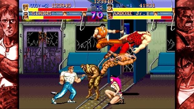 Capcom Beat Em Up Bundle Full Version