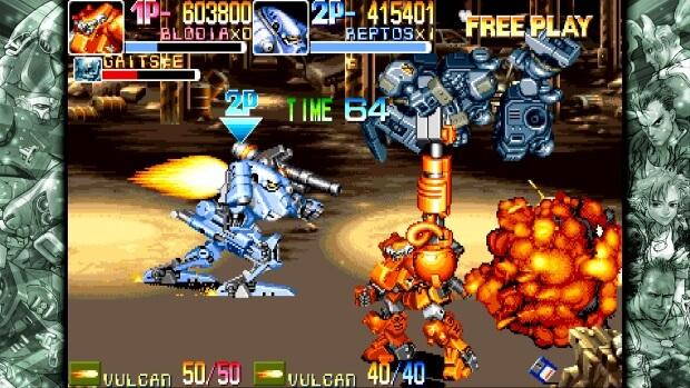 Capcom Beat Em Up Bundle Screenshots