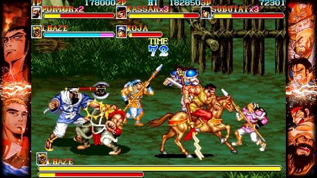 Capcom Beat Em Up Bundle Video Game