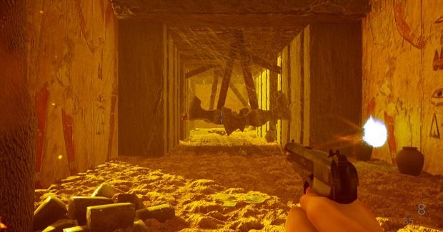 The Mummy Pharaoh Video Game